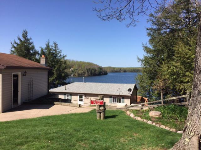 2264 Switzers Point Road, Wabeno, WI 54566 (#50183838) :: Dallaire Realty