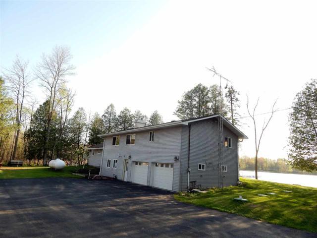 N9125 Cedar Lane, Marion, WI 54950 (#50183852) :: Dallaire Realty