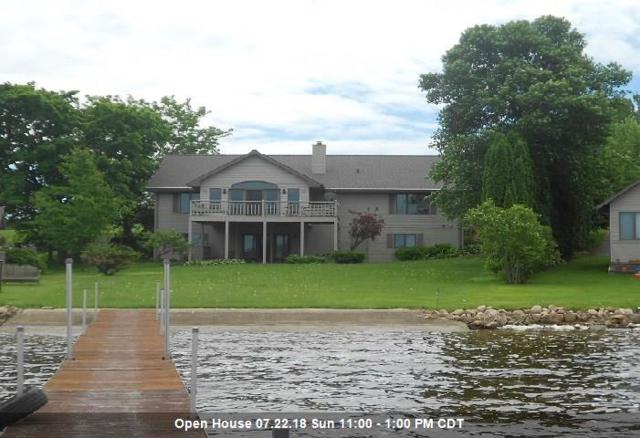 W5268 E Sandy Drive, Shawano, WI 54166 (#50184555) :: Todd Wiese Homeselling System, Inc.