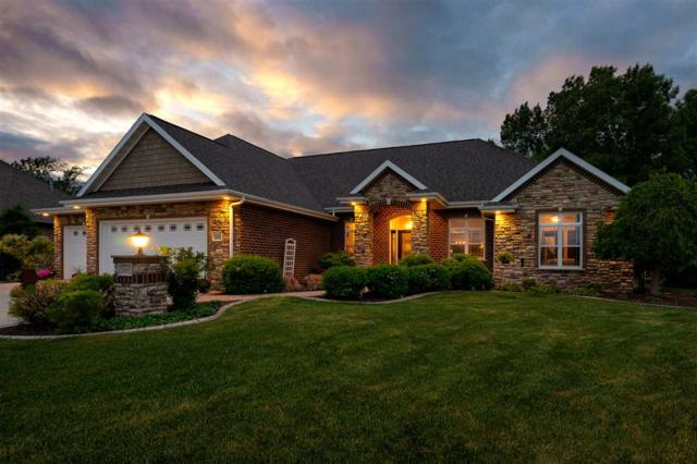 2869 Creekwood Circle, Green Bay, WI 54311 (#50184792) :: Dallaire Realty