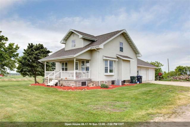 W1074 Hwy K, Brillion, WI 54110 (#50185014) :: Symes Realty, LLC