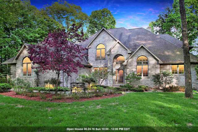 3004 River Forest Hills Drive, Pulaski, WI 54162 (#50185185) :: Dallaire Realty