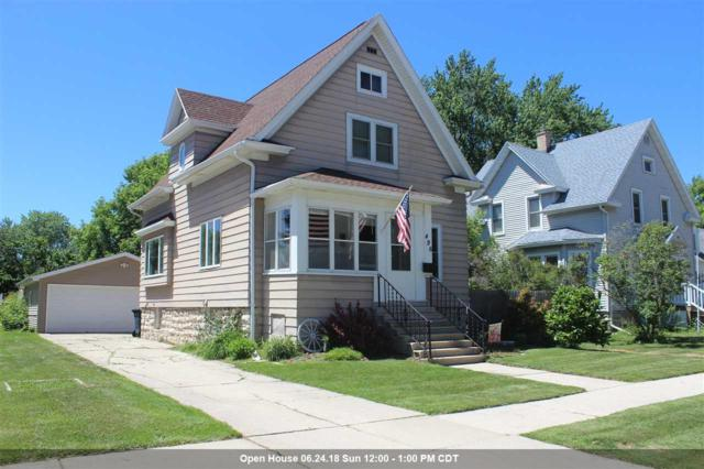 496 Monmouth Street, Fond Du Lac, WI 54935 (#50185493) :: Symes Realty, LLC