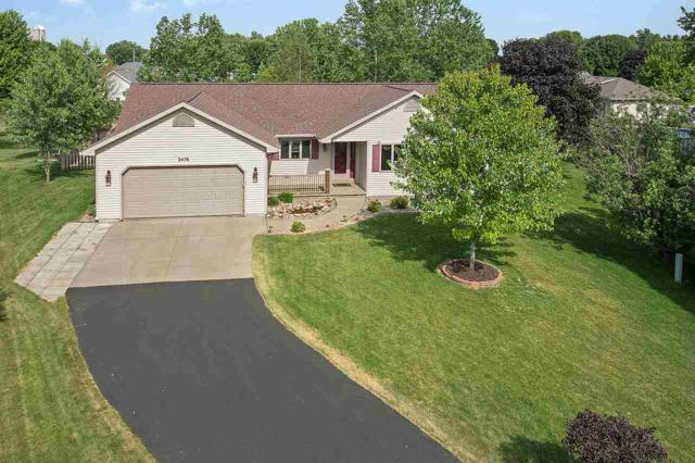 N2476 Milly Street, Greenville, WI 54942 (#50185788) :: Dallaire Realty