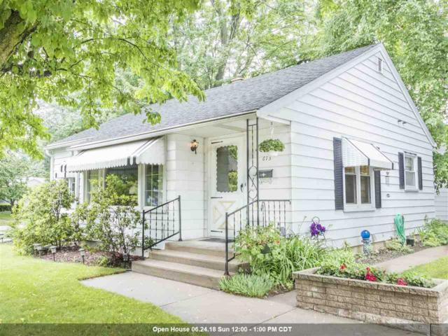 613 W Law Street, New London, WI 54961 (#50186012) :: Dallaire Realty