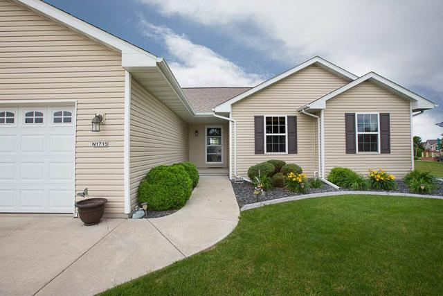 N1715 Arnies Lane, Greenville, WI 54942 (#50186930) :: Dallaire Realty