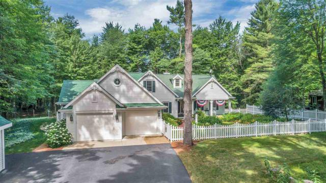 N2413 Whispering Pines Road, Waupaca, WI 54981 (#50187238) :: Dallaire Realty