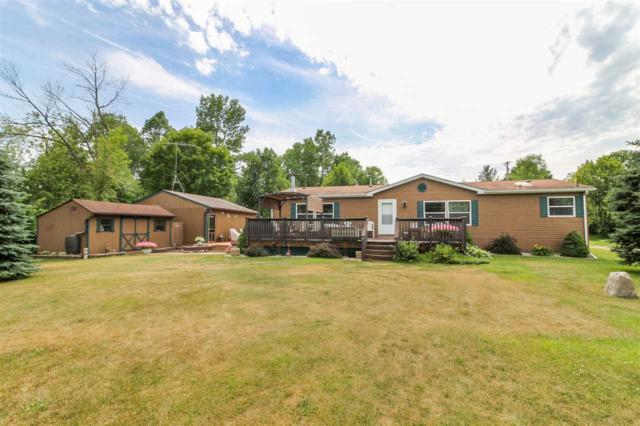 N3971 Hwy 67, Campbellsport, WI 53010 (#50187334) :: Todd Wiese Homeselling System, Inc.