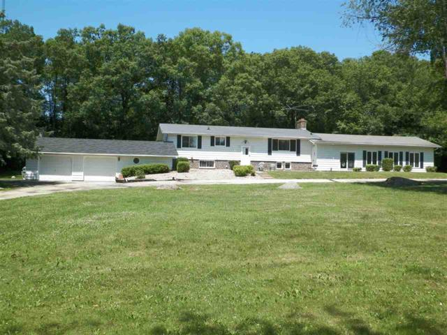 E450 Grenlie Road, Waupaca, WI 54981 (#50187344) :: Todd Wiese Homeselling System, Inc.