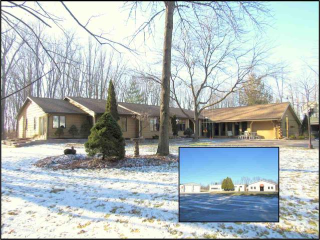 5050 Center Road, Manitowoc, WI 54220 (#50187478) :: Todd Wiese Homeselling System, Inc.