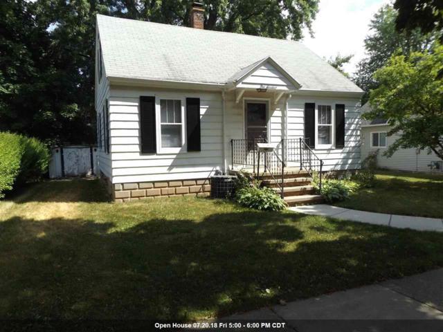 514 W 6TH Street, Kaukauna, WI 54130 (#50187849) :: Todd Wiese Homeselling System, Inc.