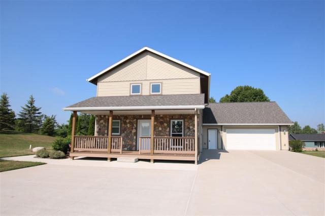 N3028 Woodland Drive, Campbellsport, WI 53010 (#50188163) :: Dallaire Realty