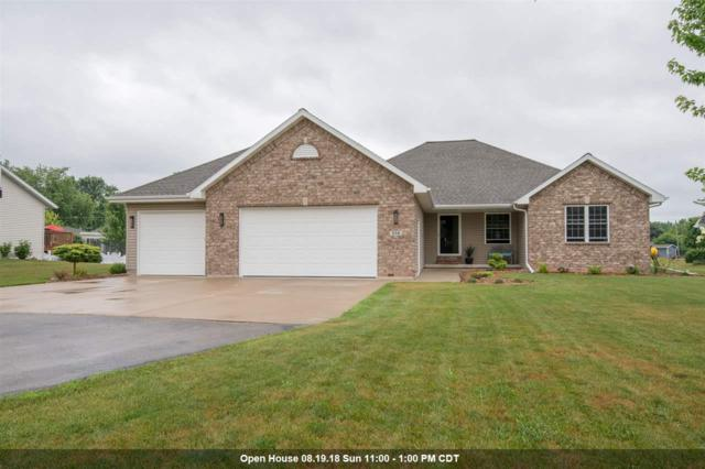 550 Buchanan Road, Combined Locks, WI 54113 (#50188335) :: Dallaire Realty