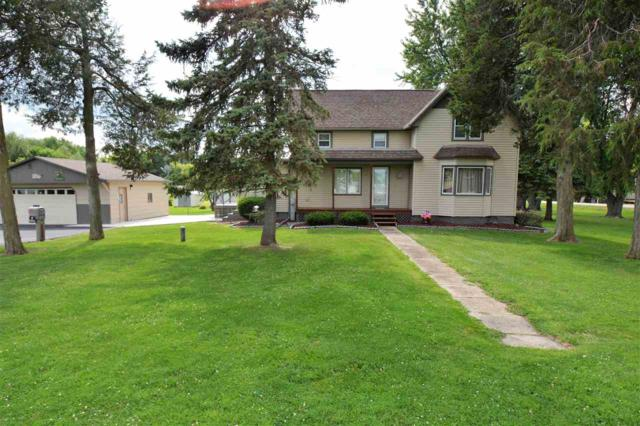 N2201 Lakeshore Drive, Chilton, WI 53014 (#50188589) :: Dallaire Realty
