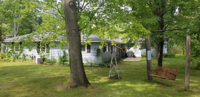 N5450 E Wilson Lake Road, Wild Rose, WI 54984 (#50189178) :: Symes Realty, LLC
