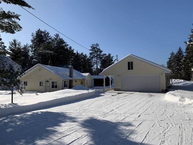 N11785 Deer Lake Road, Athelstane, WI 54104 (#50189286) :: Todd Wiese Homeselling System, Inc.