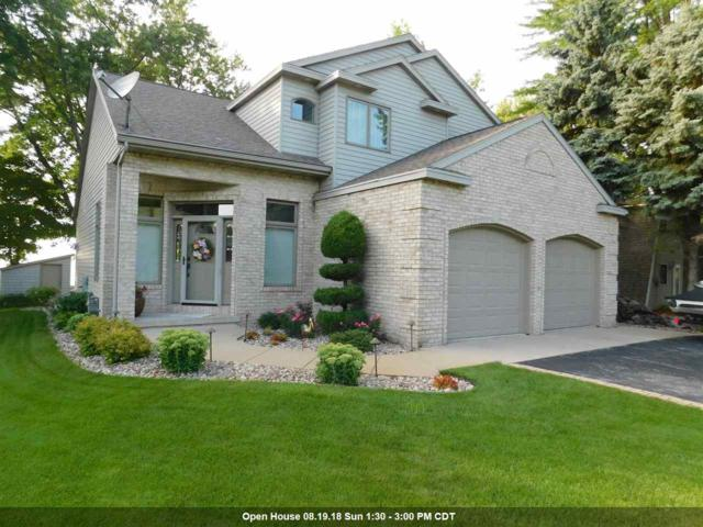 N9637 Bay Shore Lane, Luxemburg, WI 54217 (#50189690) :: Dallaire Realty