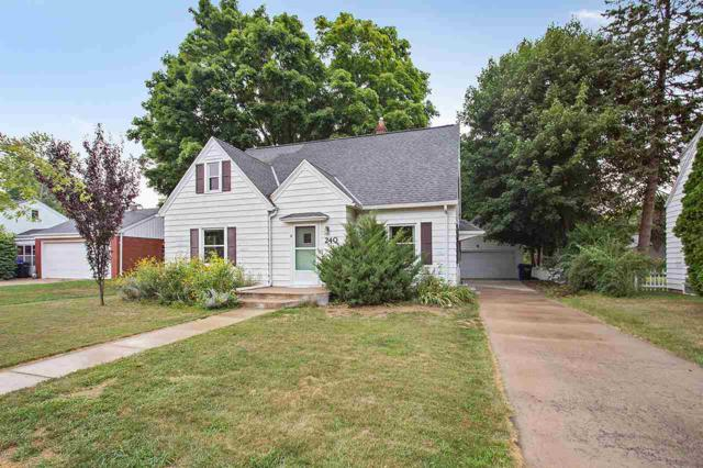 240 E Glendale Avenue, Appleton, WI 54911 (#50189957) :: Dallaire Realty