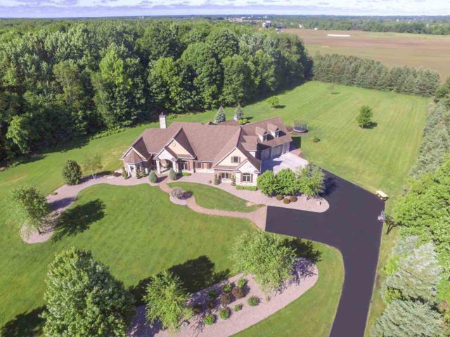 595 Hwy C, Pulaski, WI 54162 (#50190541) :: Todd Wiese Homeselling System, Inc.