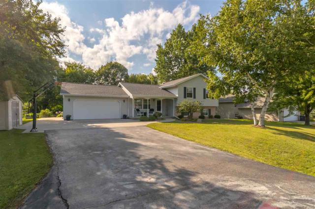 N1415 Fairwinds Drive, Greenville, WI 54942 (#50191084) :: Symes Realty, LLC
