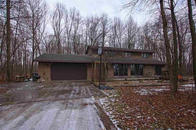 W6581 Hwy F, Brownsville, WI 53006 (#50191090) :: Dallaire Realty