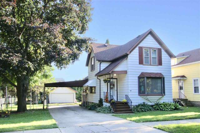 364 Ruggles Street, Fond Du Lac, WI 54935 (#50191587) :: Dallaire Realty