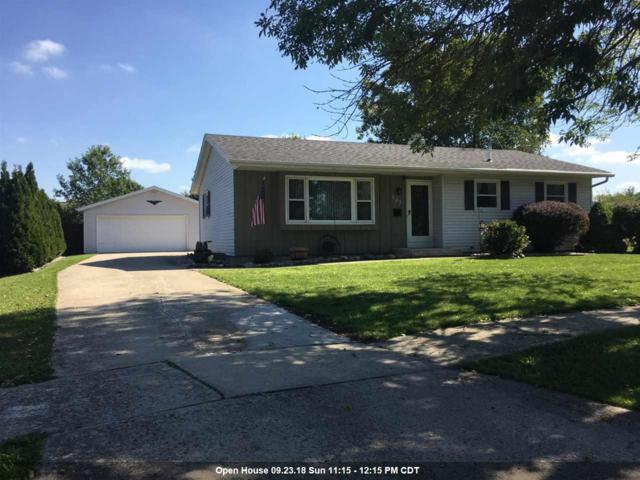 523 Windsor Court, Fond Du Lac, WI 54935 (#50191645) :: Dallaire Realty