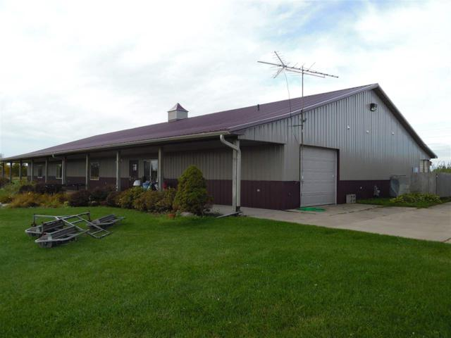 2740 E Frontage Road, Abrams, WI 54101 (#50192695) :: Dallaire Realty