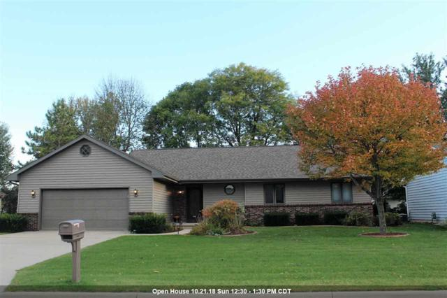 4727 Periwinkle Court, Appleton, WI 54914 (#50192833) :: Dallaire Realty