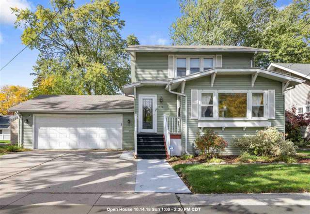 1026 S Roosevelt Street, Green Bay, WI 54301 (#50193205) :: Dallaire Realty