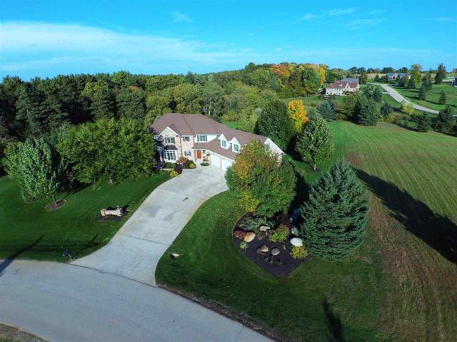 N2972 Manorwood Lane, Hortonville, WI 54944 (#50193328) :: Dallaire Realty