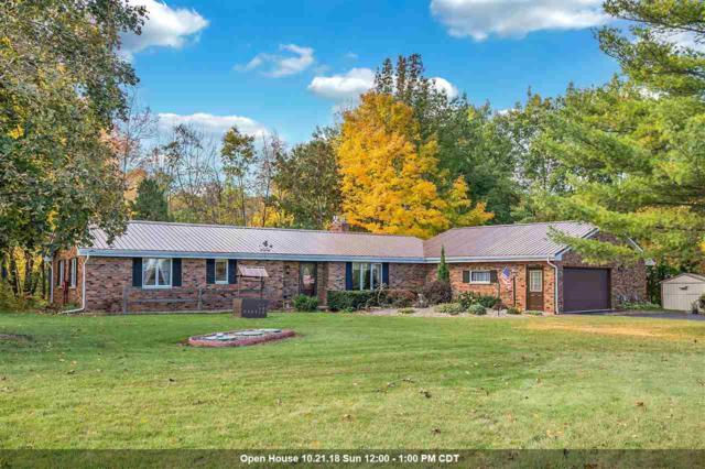 5269 County Line Road, Luxemburg, WI 54217 (#50193369) :: Symes Realty, LLC