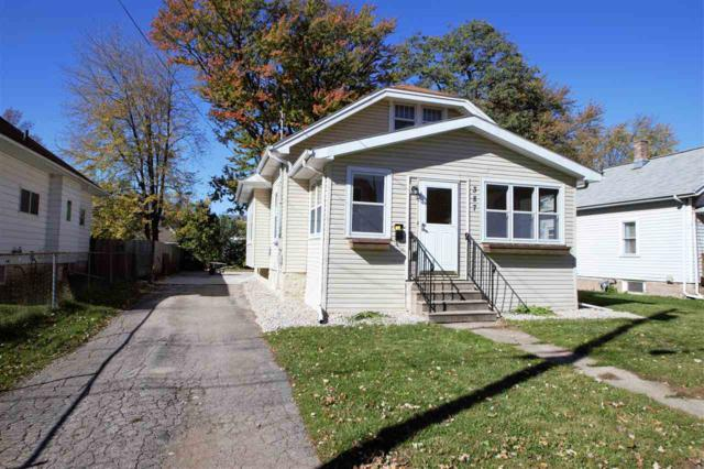 387 Elm Street, Menasha, WI 54952 (#50193486) :: Todd Wiese Homeselling System, Inc.