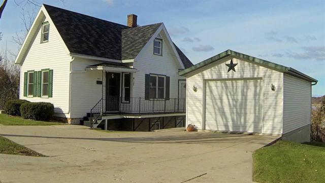 507 Ellis Street, Kewaunee, WI 54216 (#50194460) :: Todd Wiese Homeselling System, Inc.
