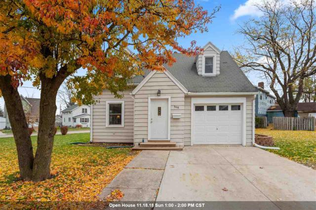 508 Elm Street, Neenah, WI 54956 (#50194525) :: Dallaire Realty