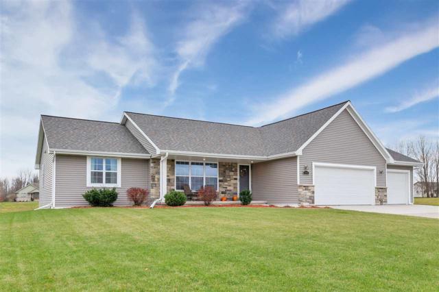 5066 Adalbert Lane, New Franken, WI 54229 (#50194567) :: Todd Wiese Homeselling System, Inc.