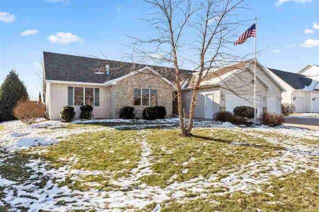 1306 Winter Wheat Drive, Neenah, WI 54956 (#50194814) :: Dallaire Realty