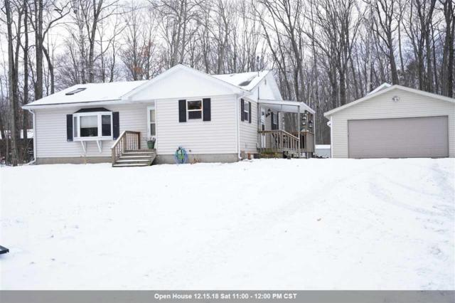 4029 Peterson Road, Sturgeon Bay, WI 54235 (#50195316) :: Todd Wiese Homeselling System, Inc.
