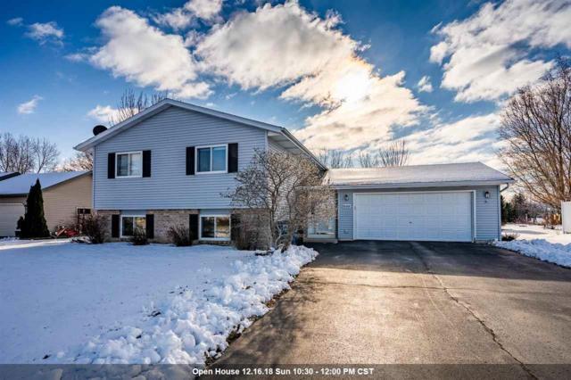 600 E Scott Street, Omro, WI 54963 (#50195504) :: Todd Wiese Homeselling System, Inc.