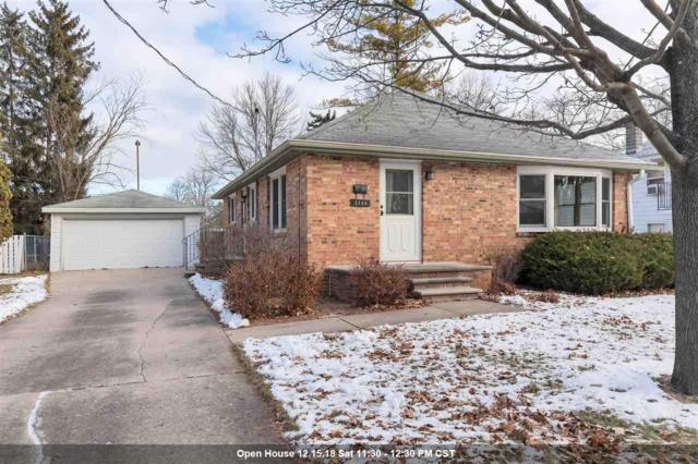 1122 Western Avenue, Green Bay, WI 54303 (#50195516) :: Todd Wiese Homeselling System, Inc.