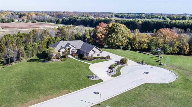 811 Alpine Circle, Algoma, WI 54201 (#50195646) :: Todd Wiese Homeselling System, Inc.