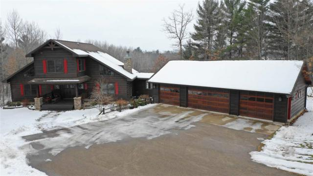 E1289 Johnson Road, Iola, WI 54945 (#50196052) :: Todd Wiese Homeselling System, Inc.