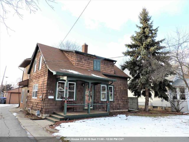521 Elm Street, Neenah, WI 54956 (#50196521) :: Todd Wiese Homeselling System, Inc.