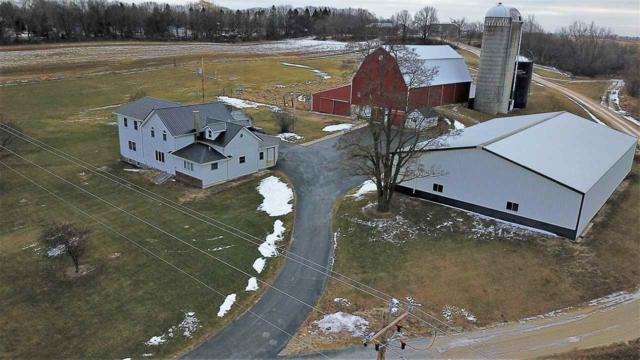 W1449 Hwy Hh, New Holstein, WI 53061 (#50196555) :: Dallaire Realty