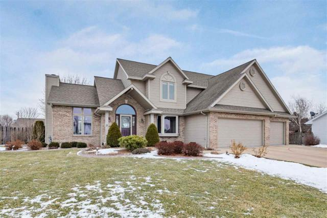 1107 Red Wing Trail, De Pere, WI 54115 (#50196607) :: Todd Wiese Homeselling System, Inc.