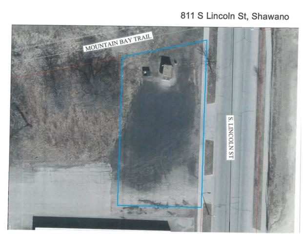 811 S Lincoln Street, Shawano, WI 54166 (#50196649) :: Todd Wiese Homeselling System, Inc.