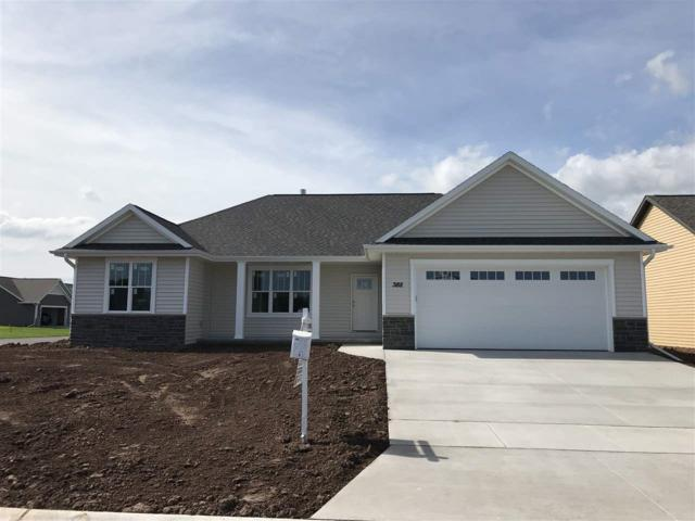 3188 Enchanted Court, Green Bay, WI 54311 (#50196809) :: Dallaire Realty
