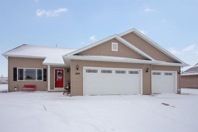 W2163 Tim Drive, Brillion, WI 54110 (#50196934) :: Todd Wiese Homeselling System, Inc.
