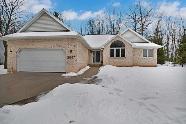 2847 Doe Trail, Green Bay, WI 54313 (#50197456) :: Dallaire Realty