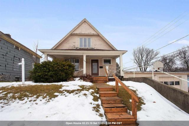 408 Wisconsin Avenue, Kewaunee, WI 54216 (#50197469) :: Todd Wiese Homeselling System, Inc.